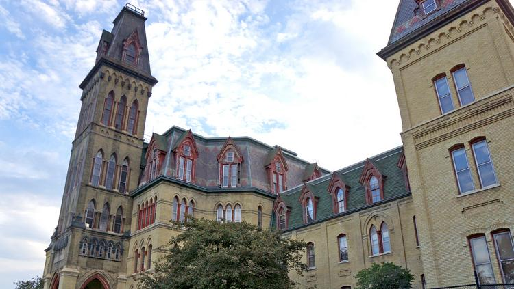 The Soldiers Home district near Miller Park is a key historic district in the Milwaukee area.