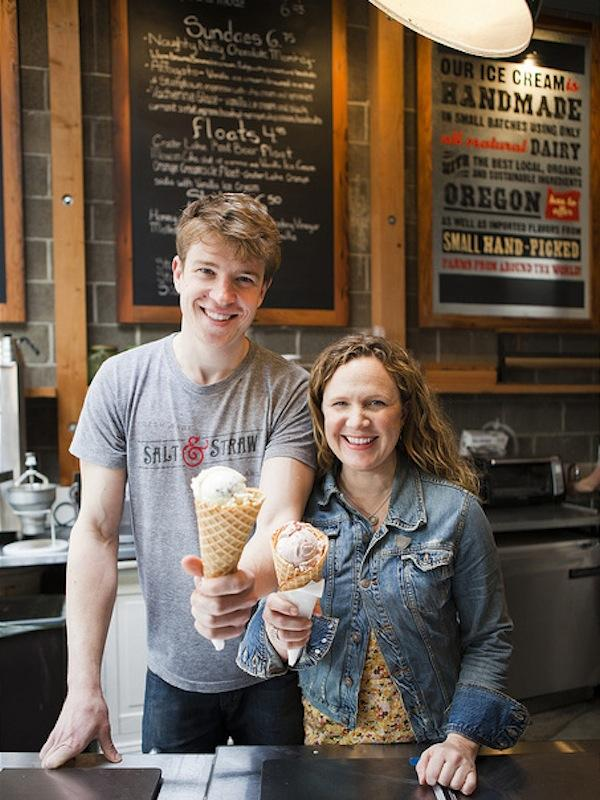 Tyler and Kim Malek grew Salt & Straw's revenue by more than 1,500 percent in three years.