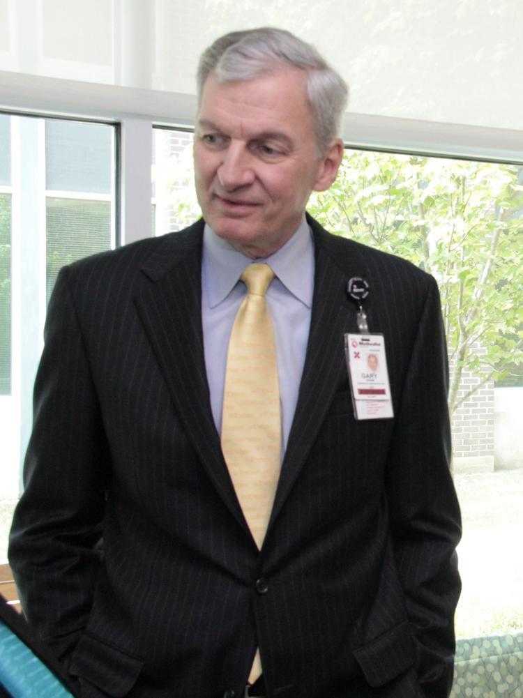 Gary Shorb, CEO of Methodist Healthcare.