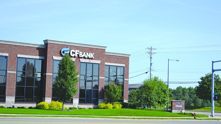 Central Federal has left its former headquarters in Fairlawn to relocate to Worthington.
