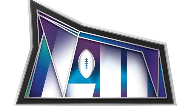 The Vikings used this logo for their bid to host Super Bowl LII in 2018.