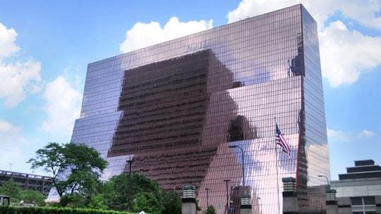 Thrivent's downtown Minneapolis headquarters