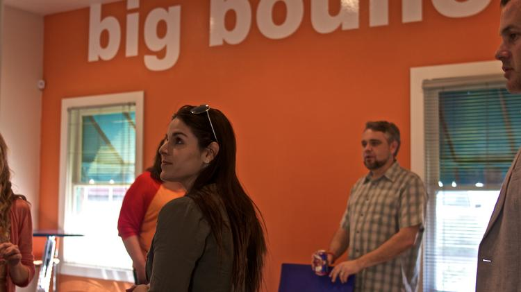 New Tempe co-working space, Big Bounce, seeks to provide startups reach the next level.