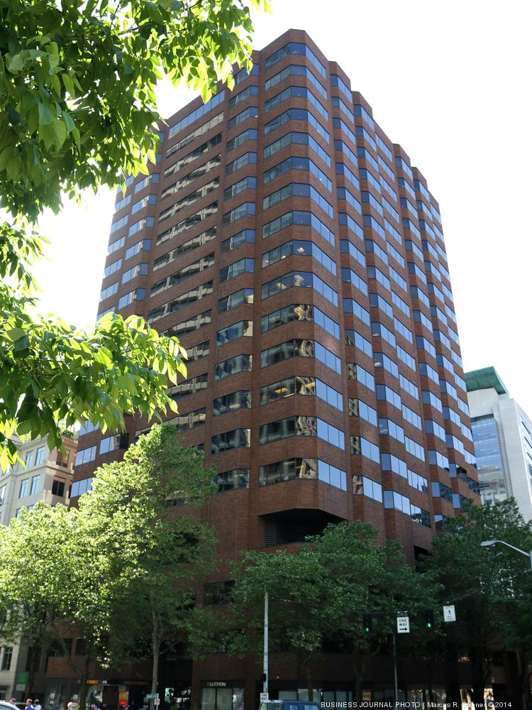 The 720 Olive building in downtown Seattle has a new name, 8th + Olive, and a new owner, who plans to spend up to $10 million upgrading the building.