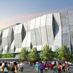 Lawsuit challenges arena plan over environmental review