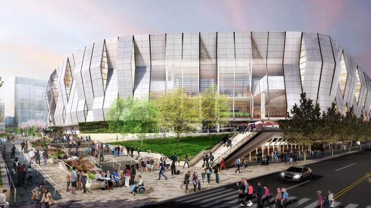 The Sacramento Kings have received the first permit from the city to build a new downtown arena, though this particular permit won't be used for much construction so much as demolition.