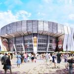 Ruling dismisses two suits again arena project