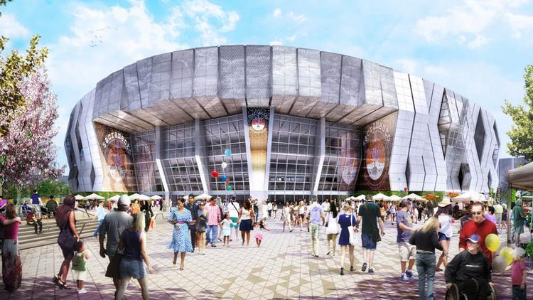 Any delays in beginning construction for a new downtown Sacramento arena would incur millions of dollars in lost wages and other expenses for the owners of the Sacramento Kings, according to a court filing this week in a suit opposing the project.