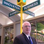 3 questions with ... National Entrepreneur Center's <strong>Jerry</strong> <strong>Ross</strong>
