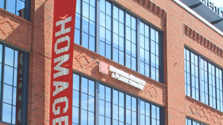 Homage opened its second store at Easton Town Center, and sees brick-and-mortar retail as key to its future.
