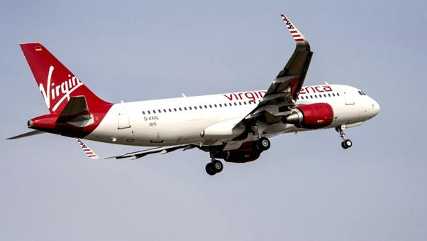 Flight attendants at Virgin America Inc. are seeking a vote on whether to form a union, the second time the Transport Workers Union has tried to organize the group.