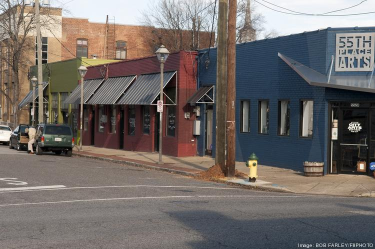 Woodlawn is one of the districts that is part of REV Birmingham's REVIVE initiative.