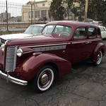 Before and after: putting $110,000 into a 1938 Buick