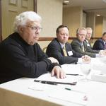 Waukesha County leaders sound off on regional cooperation, need for new Bucks arena: Slideshow