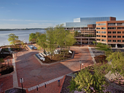 The four-building, 539,000-square-foot Canal Center complex was completed in 1987 and is 83 percent leased to about three dozen tenants.