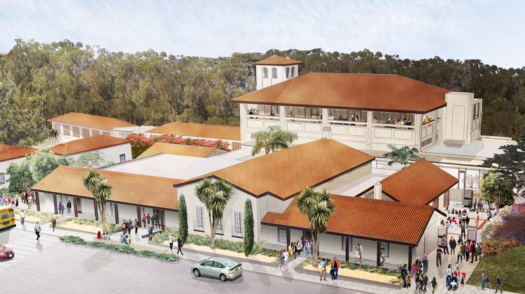 The Presidio's historic Officers' Club will reopen in September after a renovation and will include a new restaurant, called Arguello, from Traci des Jardins.