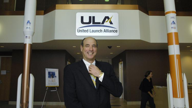 Michael Gass, CEO of United Launch Alliance.