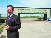 Rep. Brian Higgins said the region should benefit more from the Niagara Power Project, the state's largest electricity producer. He said there's opportunity to create more jobs through the allocation and sale of hydropower.