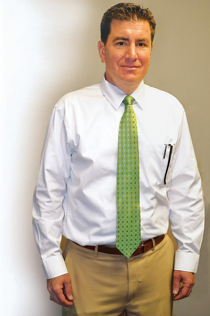 Dennis Kerschen is the new president at The Law Co.