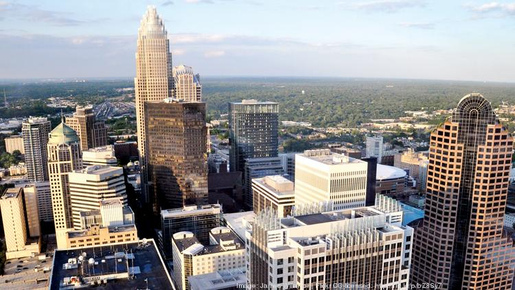 Charlotte has moved up to No. 16 among the most populous cities in the U.S., according to the latest estimates from the U.S. Census Bureau.