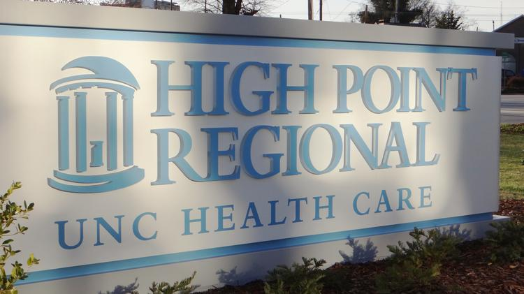 High Point Regional Health announced Thursday it was cutting 115 positions — about 5 percent of its work force — in response to declining inpatient volumes and reductions in reimbursements for treating Medicaid and Medicare patients.