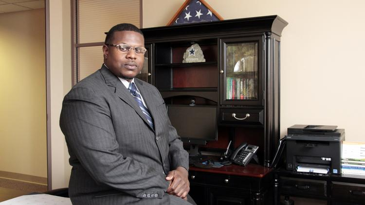 CEO of Top Notch Security, Alfred Washington
