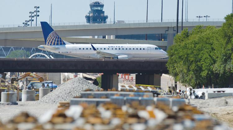 Dallas/Fort Worth International Airport is one of the reasons behind the submarket's relatively high occupancy rate.