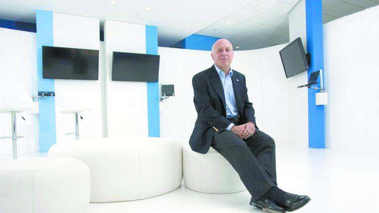 Manolo Sanchez' BBVA Compass is making waves in the tech world.