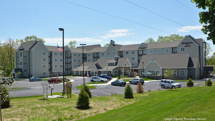 A 112 Room Residence Inn By Marriott In Clifton Park New York
