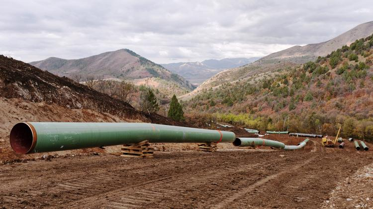 Houston-based Columbia Pipeline Group is investing $1.75 billion in new pipeline projects.