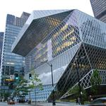 Seattle Central Library turns 10 – who washes all those windows?
