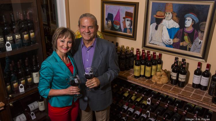 Houston couple Constance and Clifton McDerby spur cottage industry of food, wine and craft beer events.