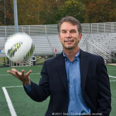 5cbf810a938c Scoring on soccer  How Kavanaugh ended up owning a pro team - St. Louis  Business Journal