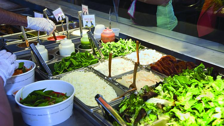 Piada S Quick Serve Take On Fresh Italian Fare With Lots Of Vegetables Has Propelled Its