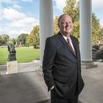 Ramsey gets positive reviews from U of L board of trustees, declines 2 percent raise