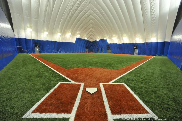 Bo jackson s elite sports development closer to building for Design indoor baseball facility
