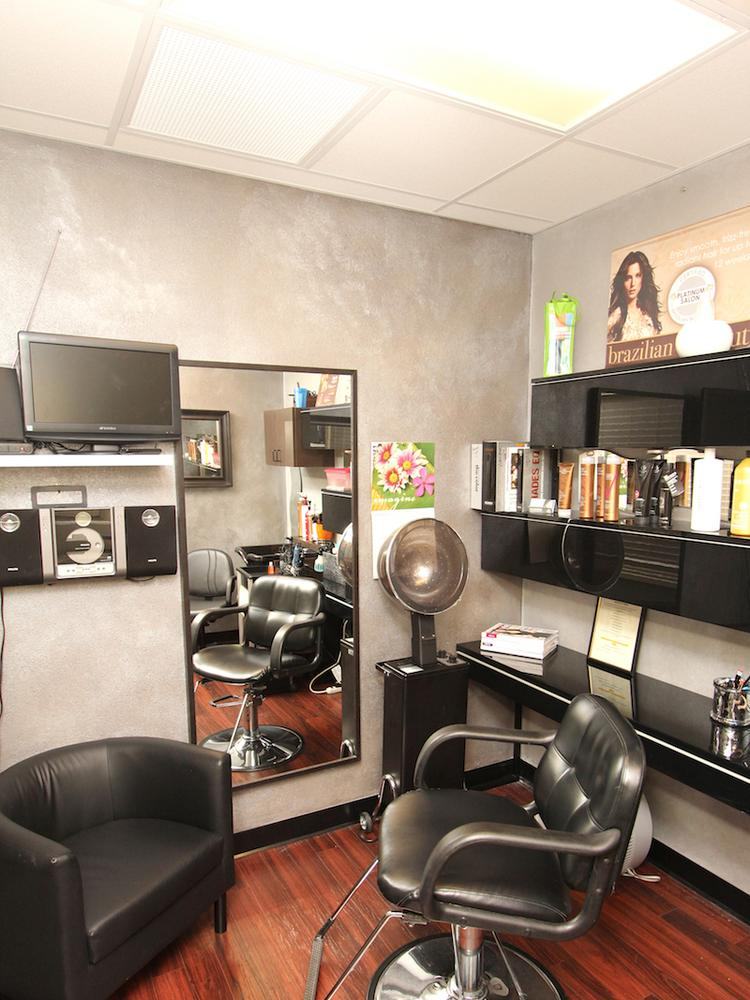Beauty salon model brings real estate opportunities to for Actual beauty salon