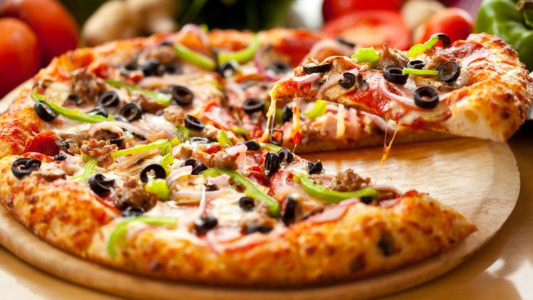 Papa John's and Pizza Hut tied for first place among 12 large limited-service restaurant chains in the American Customer Satisfaction index.