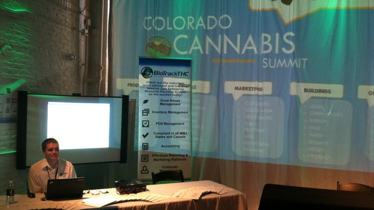 The first-ever Colorado Cannabis Summit took place Thursday. The Summit gave entrepreneurs and marijuana startups a place to learn how to make it from industry experts.