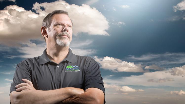 Kevin Breeland made a 40-minute stop at heaven's door on the way to starting an Austin mortgage loan business.