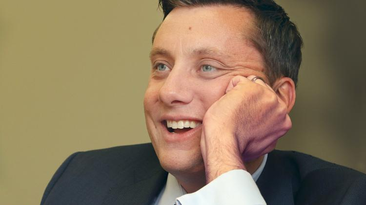 After just four years in Oregon, Sean Robbins on June 1 will become the state's highest ranking economic development officer.