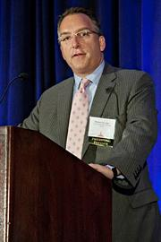 Richard A. St. Jean Jr., CEO and managing partner of Commonwealth Financial Group, was a co-presenter at BBJ Pacesetters 2013 Select 70 awards breakfast.