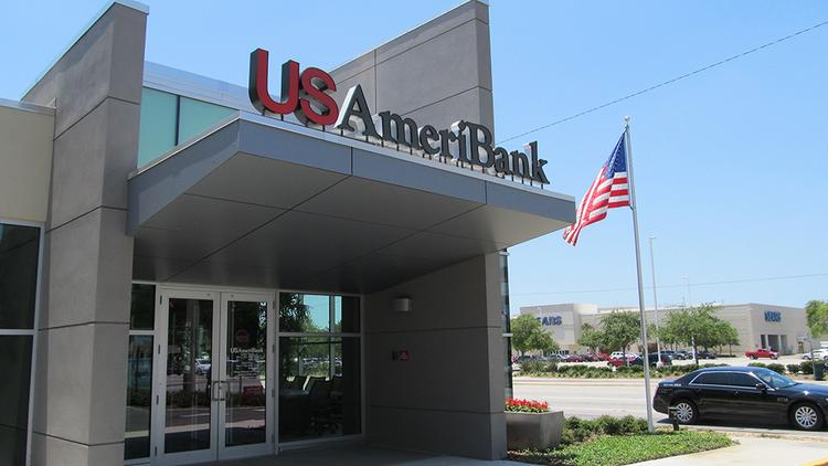 USAmeriBank is the most profitable of the community banks reporting 2Q 2014 financial results so far.