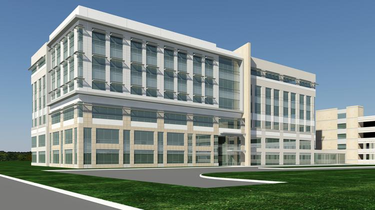 Katy Ranch Offices is scheduled for completion at the beginning of 2015.
