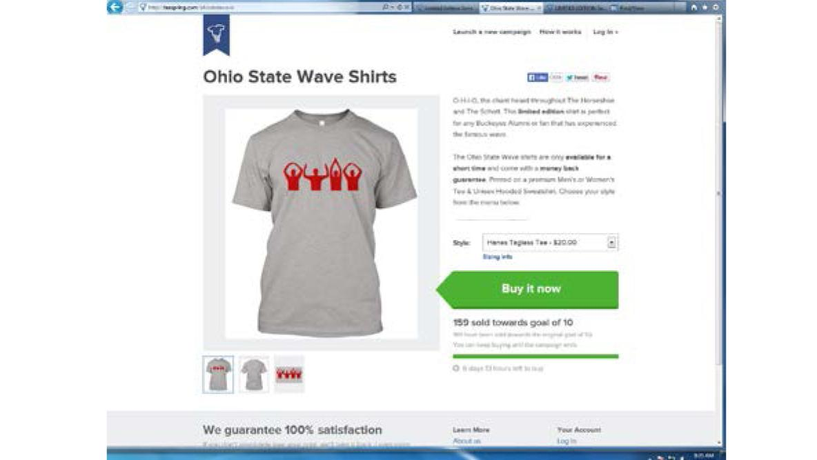 Teespring Finds Home For 300 Job Operation In Northern Kentucky