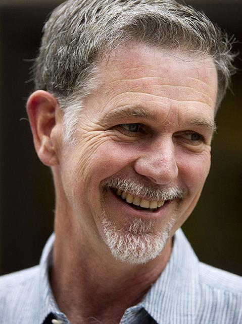 Netflix CEO Reed Hastings says he is philosophically opposed to peering agreements, but that hasn't stopped the video streaming company from inking deals with Comcast and Verizon.