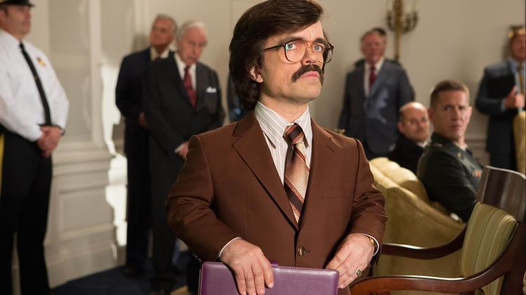 """A villainous Peter Dinklage plays a key role in the fate of the X-Men in """"Days of Future Past."""""""