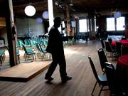 The events space at Magical Butter Studios in Seattle.