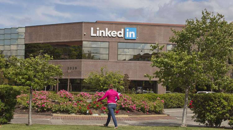 LinkedIns Current Headquarters In Mountain View The Company Just Bought Land North Bayshore