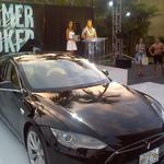 Howard Hughes fetes Honolulu real estate brokers with chance to win a Tesla